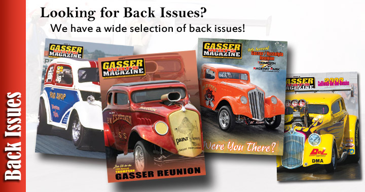 Looking for Back Issues?