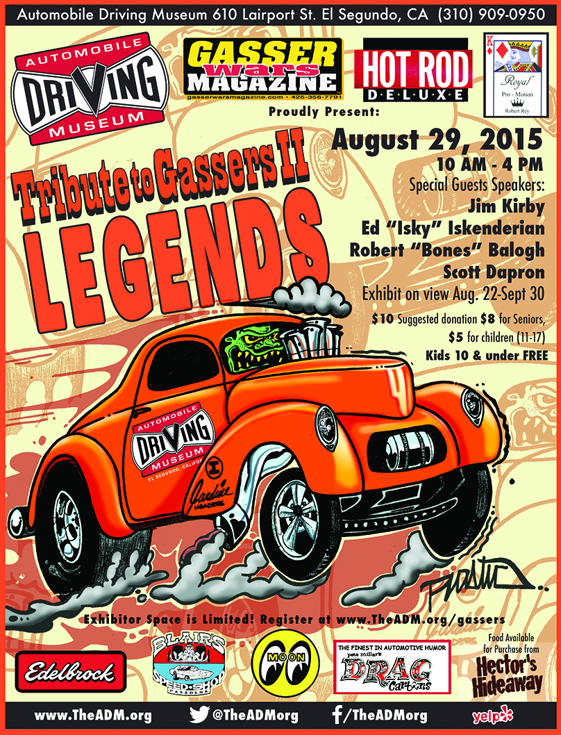2015 Tribute to Gassers II Legends