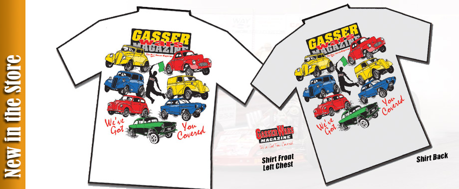 Check out the latest Shirts