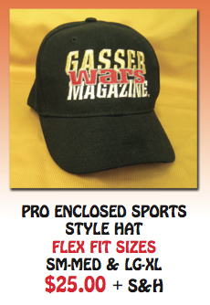 Gasser Wars Magazine Hat
